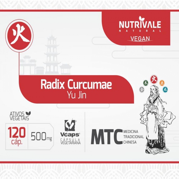 MTC Fogo - Radix Curcumae - Yu Jin