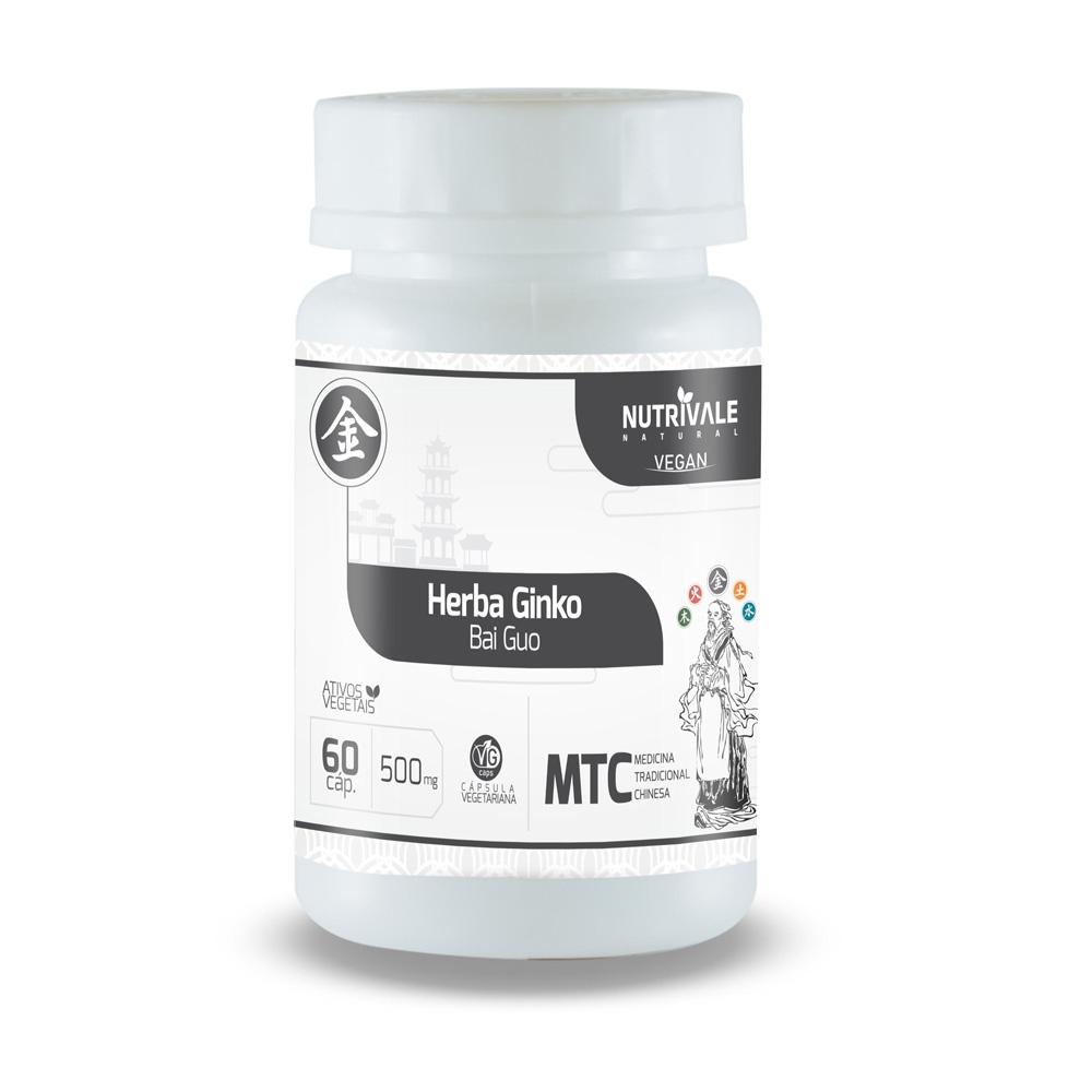 MTC Metal - Herba Ginko - Bai Guo