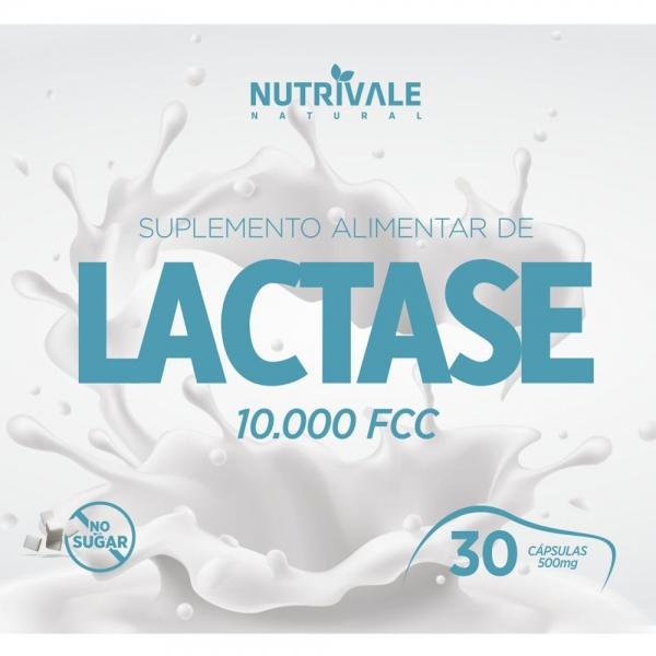 Lactase 10.000 FCC Nutrivale