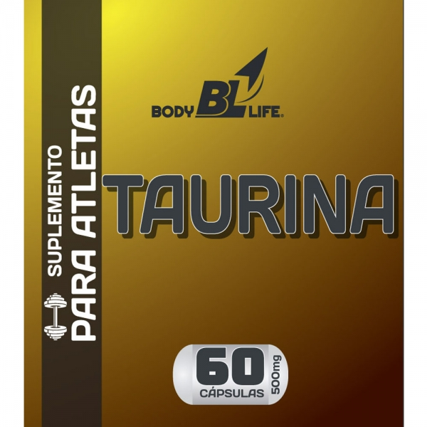Taurina BodyLife 500mg