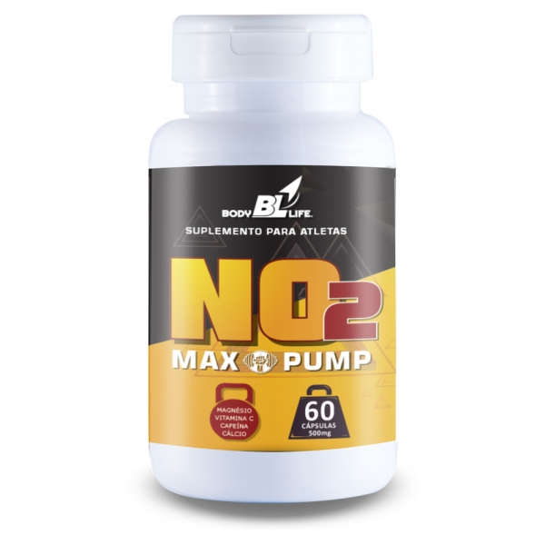 NO2 Max Pump BodyLife 500mg