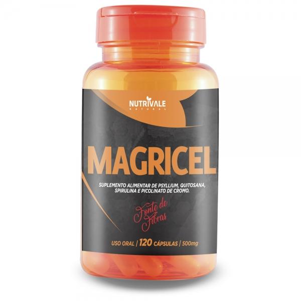 Magricel 120 Cápsculas