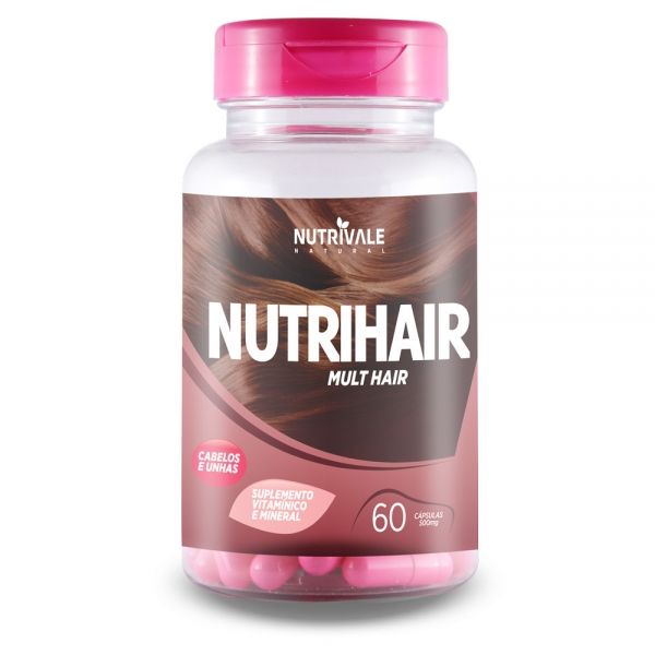 Kit Minoxidil e Nutrihair