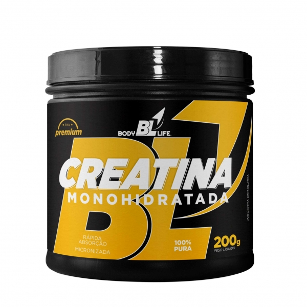 Creatina Monohidratada 200g