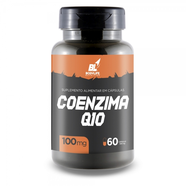 Coenzima Q10 100mg BodyLife