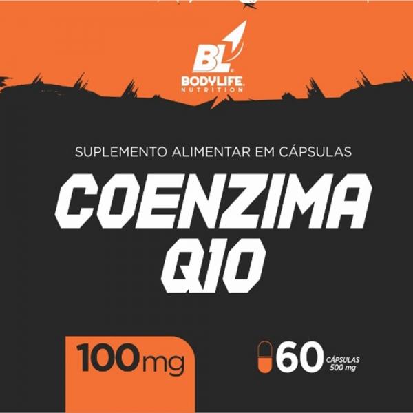 Coenzima Q10 100mg BodyLife